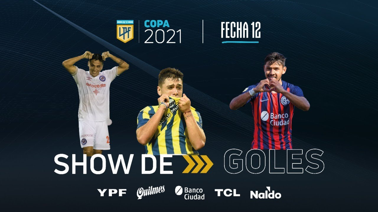 Copa de la Liga | Show de goles de la fecha 12