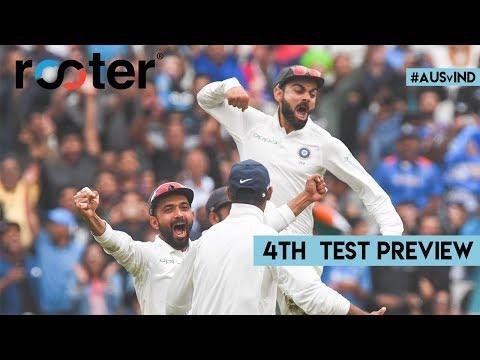 #AUSvIND: Can #India make history at SCG?: #AakashVani
