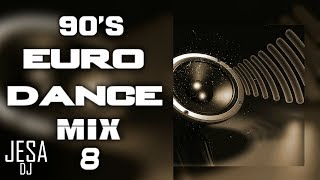EURODANCE 90's MIX 8. Changa de los 90. FlashBack.