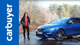 SEAT Leon ST Cupra review - a great fast estate - Carbuyer