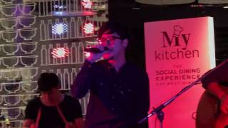 Love on top cover by Room39 at My kitchen Siam Discovery