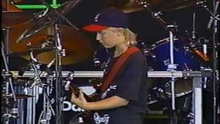 Raleigh , NC Walnut Creek Ampitheater July 4, 1993 - 13 year old De...