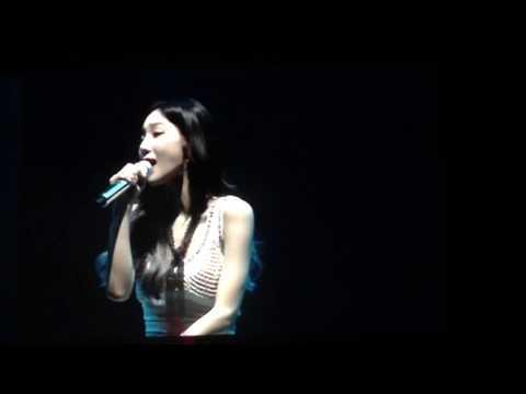 170611 太妍 Taeyeon - Why @ Hong Kong Persona