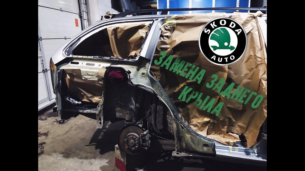 Škoda Octavia III. na totálku: Po ruskej prerábke ako nová!