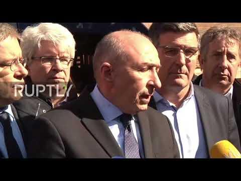 France: Dead Trebes gunman was 'under surveillance' – interior minister