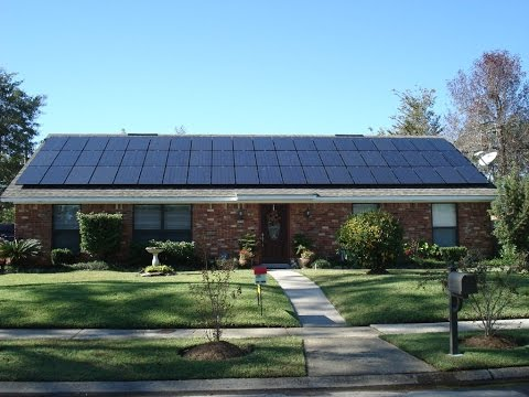 Aura Energy Solar Store Presentation