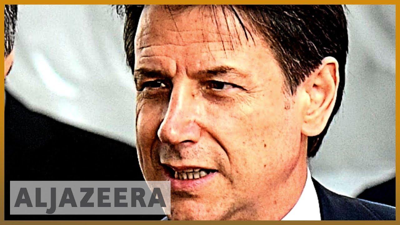 AlJazeera English:Six EU nations to take in migrants: Italy's PM