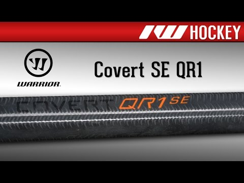 Warrior Covert QR1 SE Limited Edition Stick Review - YouTube
