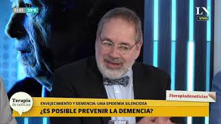 Experto mundial en demencias habla sobre el mal del Alzheimer