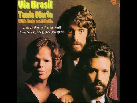 "Tania Maria,  ""Live at Avery Fisher Hall"""