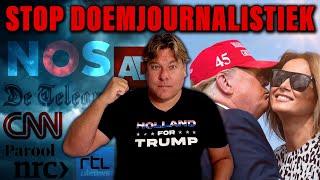 STOP DOEMJOURNALISTIEK - DE JENSEN SHOW #245