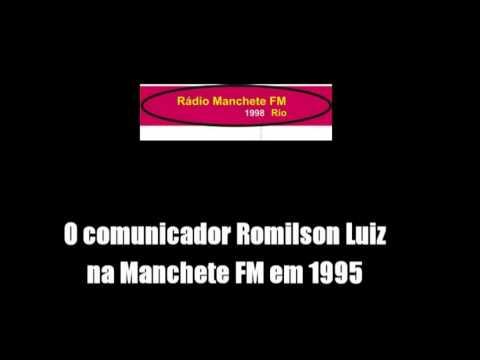 ROMILSON LUIZ NA MANCHETE 1995
