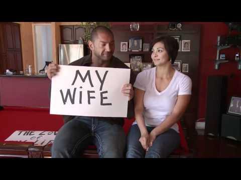 Dave Batista VS Cancer