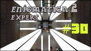Minecraft 1.12.2 Enigmatica 2 Expert Mode Skyblock #30 - Droga do cryotheum ?