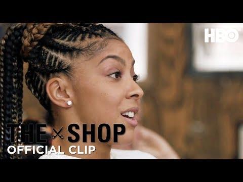 'Candace Parker's Sacrifice' Official Clip | The Shop | HBO