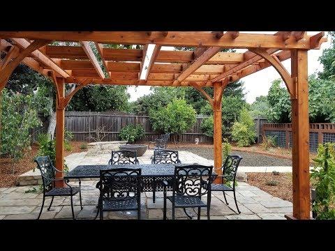 San Luis Obispo Backyard Landscaping