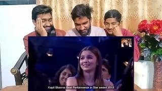 Pakistani React To I Kapil Sharma Best Performance Star Guild Award 2015 I TJR