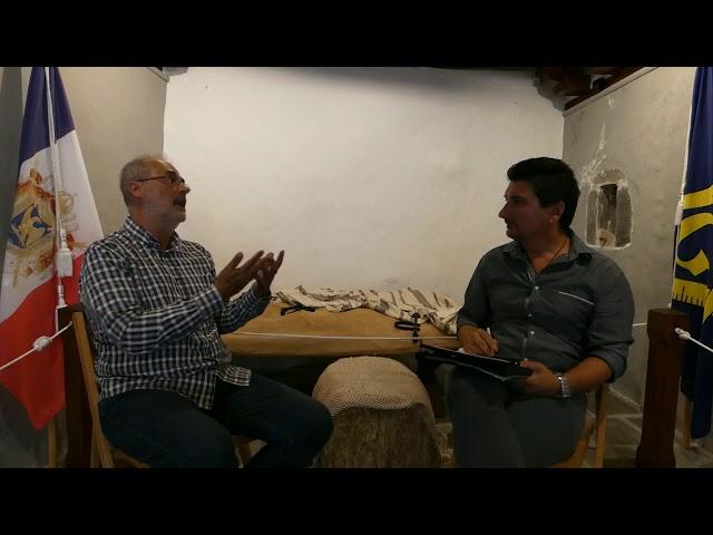 Entrevista de Diario Palmero a D. Francisco Acosta.