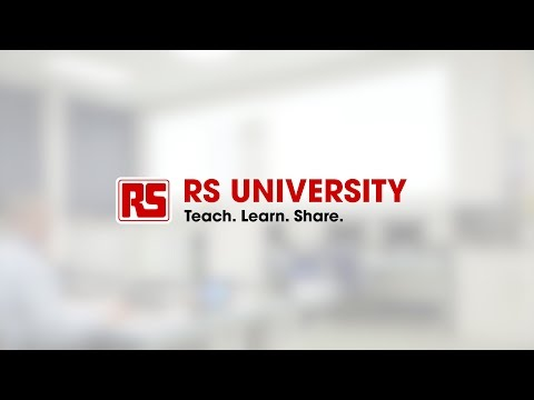 An overview of RS University - Teach. Learn. Share.