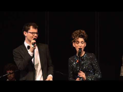 """The Lady (from Berlin) is a tramp"" - Martina Barta & her Jazz Orchestra feat. Mr.Gartschock"