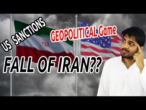 Iran Economy after United States Sanctions || Biggest Geopolitical Game