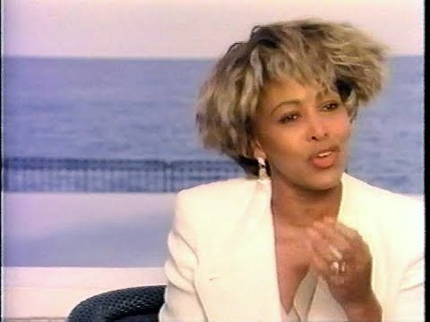 Tina Turner : The Beach Interview