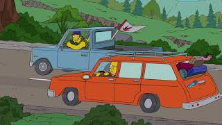 Christmas episode the simpsons