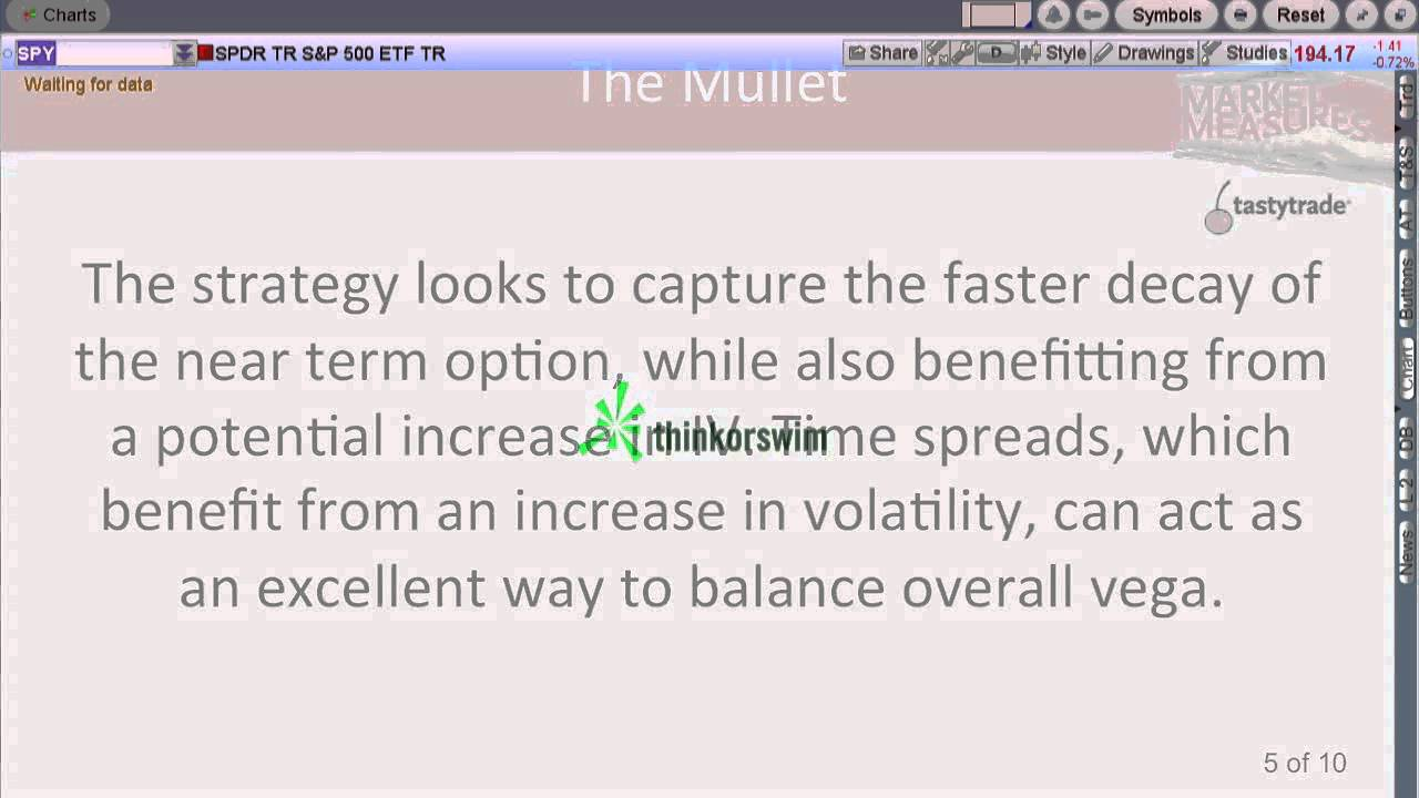 Double option trading