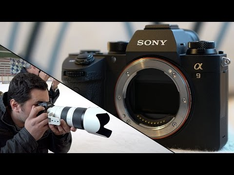 Sony A9 Review pt.2 - Photos + 4K & 120FPS Video - AMAZING AF