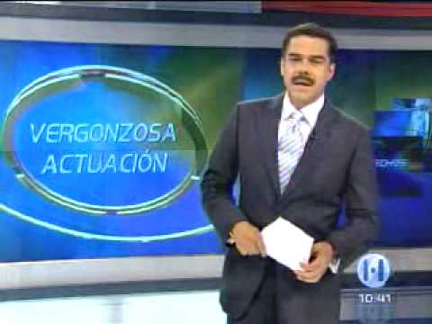 agresion reportera tv azteca