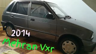 Suzuki Mehran VXR 2014