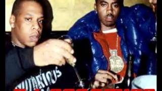DJ GOPAMINE: Nas ft Jay-Z - Who