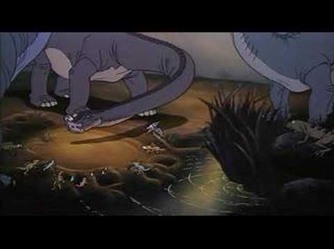 Land Before Time - Baby Littlefoot