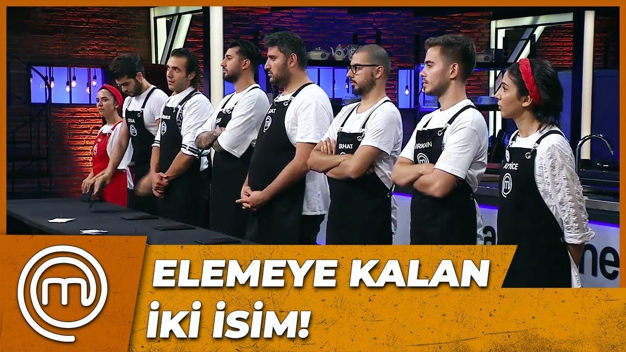 İŞTE ELEME ADAYLARI! | MasterChef Türkiye 29. Bölüm