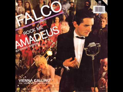 Falco - Vienna Calling (The ''Vienna Girls'' Sax Mix Max) HQ AUDIO