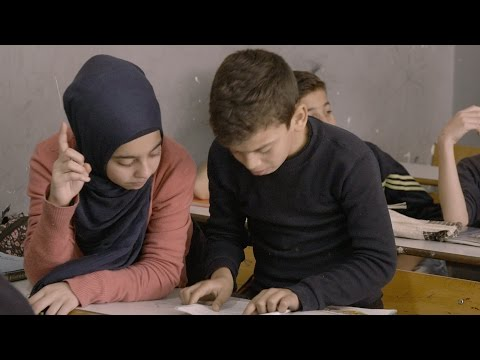 Lebanon's Schools Struggle to Absorb Syria's Refugee Children
