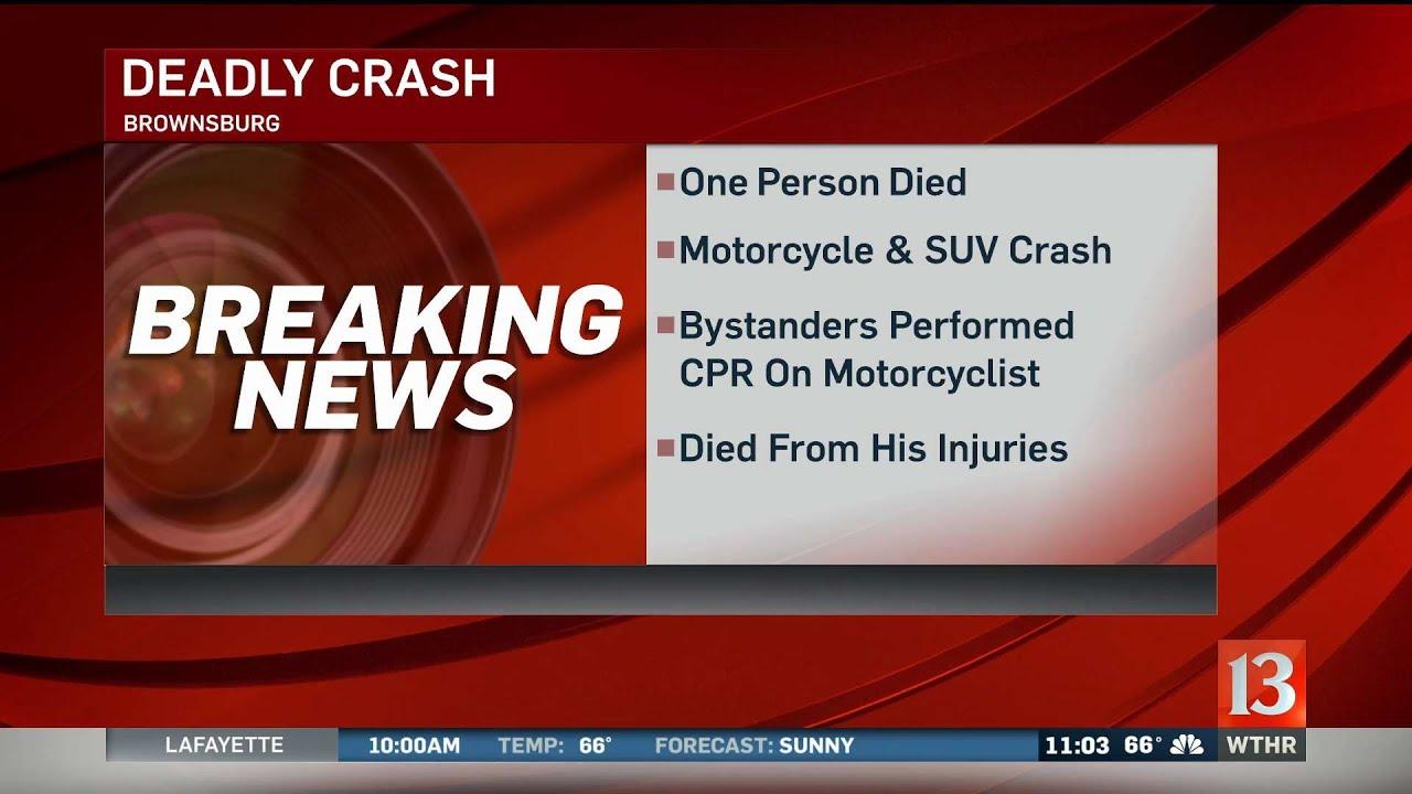Brownsburg Deadly Crash | SuperNewsWorld com