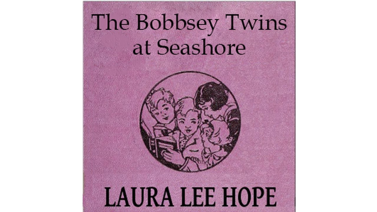 9ae243cfa1 10 - The Shell Hunt of The Bobbsey Twins at the Seashore by Laura Lee HOPE