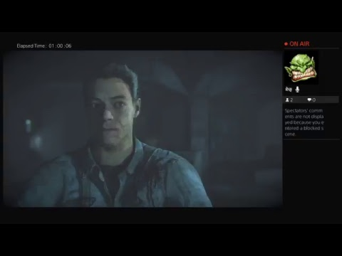 RED-SKULL464's Live PS4 Broadcast Until dawn w\Emerc52 Hawaii lulu