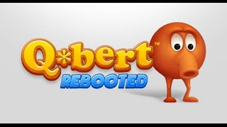 Q*bert Rebooted Level 1 Gameplay (PS4)