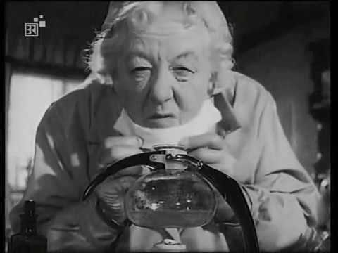 margaret rutherford als miss marple youtube. Black Bedroom Furniture Sets. Home Design Ideas