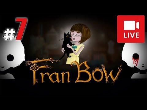"""[Archiwum] Live - Fran Bow z Chucky/Howard (4) - [1/1] - """"Mroczne rytuały"""""""