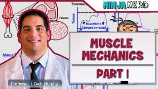 Myology | Muscle Mechanics | Twitch, Summation, & Tetanus | Part 1