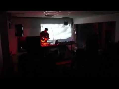 Antos//Leviathan - Organic Party #004 @ CSOA Lambretta - 20/12/14