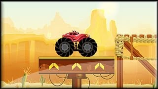 Extreme Trucks 2 - Game preview / gameplay