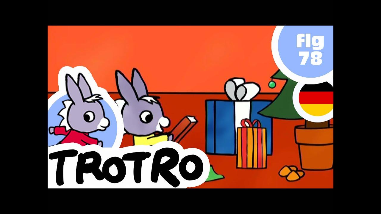 TROTRO DEUTSCH - EP78 - Trotros Weihnachtsgeschenke - YouTube
