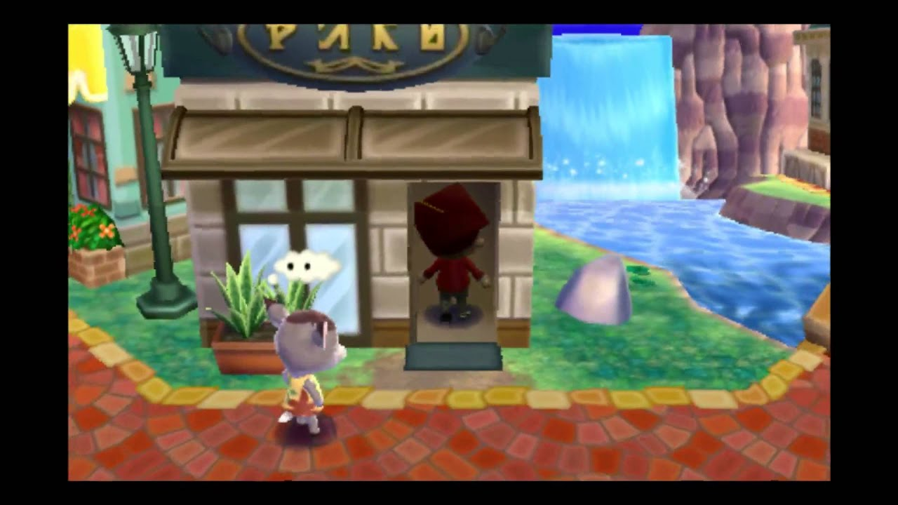 Animal Crossing Happy Home Designer Tour Of My Town Youtube
