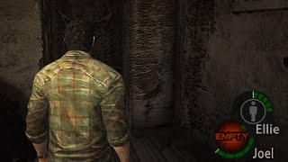 Resident Evil 4 - The Last Of Us mod - DEMO