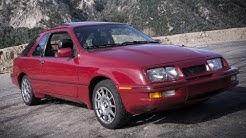 Modified 1988 Merkur XR4TI - One Take