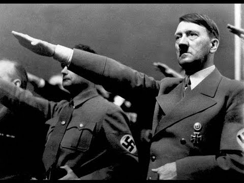 Adolf Hitler As An Artist ГИТЛЕР. ЗАГА...
